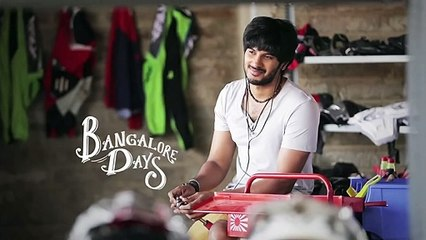 The DQ Video  Dulquer speaks about Bangalore Days