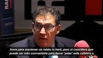 """El abogado de Puigdemont: """"Si él cree que es conveniente 'petar' la cafetera a presión y dejarse detener, lo hará"""""""