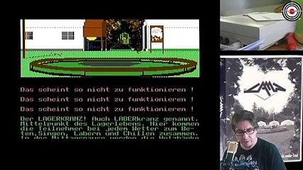 C64 Das Camp Part 3 - PC Winkelstein