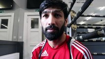 'I WILL BEAT CHARLIE EDWARDS!' - MUHAMMAD WASEEM / & REVEALS HE IS NO LONGER ON THE MTK GLASGOW BILL