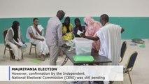 Ex-defense minister declares himself winner in Mauritania's presidential race