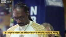 Snoop Dogg se lance dans la promotion de concert