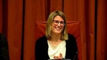 La Mesa será independentista pese a la ausencia de los presos y los fugados a Bruselas