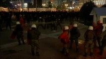 20.000 griegos protestan en Atenas contra el nuevo paquete de medidas de austeridad