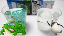 Toy Hatching growing crocodile penguin eggs for Kids