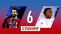 Qu'est-ce qui relie Salah et Agbegnenou ? - Jeux Européens - Judo