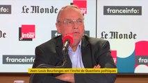 """Jean-Louis Bourlanges sur la nomination du président de la Commission européenne : """"Le Spitzenkandidat, ça ne marche pas !"""""""