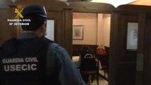 La Guardia Civil libera a dos menores de 16 años obligadas a acudir a un club de alterne en Toledo
