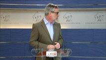 """C's insiste: """"Mientras Rajoy no aparte a Barreiro el acuerdo de investidura queda congelado"""""""