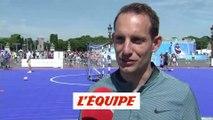 Lavillenie «Une énorme motivation» - Tous sports - JO 2024 - La Fête du sport