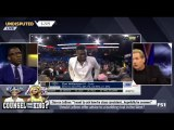 [BREAKING] Zion Williamson speaks to LeBron James after Pelicans pick him No.1 in NBA -