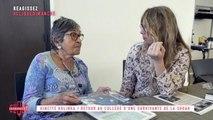 Ginette Kolinka, retour au collège d'une survivante de la Shoah - Clique Dimanche - CANAL+