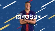 Best of 2018-2019 : Kylian Mbappé