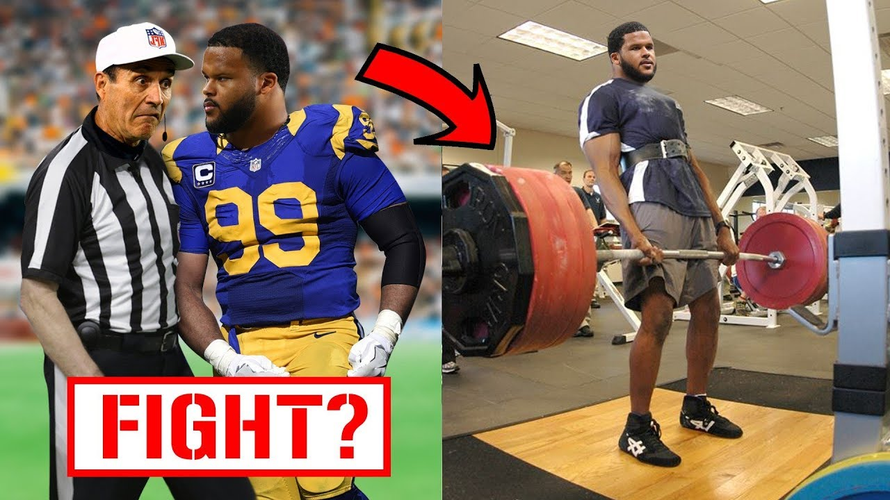 Top 10 Things You Didn't Know About Aaron Donald- (NFL)