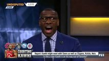 UNDISPUTED - Where will Kawhi Leonard play next season? 76ers, Clipper, Knicks or Nets