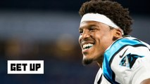 Cam Newton's production, competitive nature on par with Hall of Famers - Dan Orlovsky - Get Up