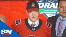 Ottawa Senators Select Lassi Thomson 19th Overall In 2019 NHL Draft