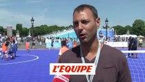 Jérôme Fernandez «Les Jeux à Paris en 2024 vont être une grande fête» - Tous sports - JO 2024