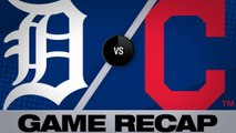 Kipnis, Indians rally past Tigers in 7-6 win - Tigers-Indians Game Highlights 6/21/19