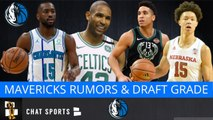 Dallas Mavericks Draft Grades   Free Agency Rumors On Kemba Walker, Al Horford - Malcolm Brogdon