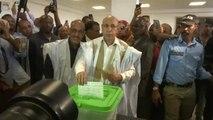 Présidentielle en Mauritanie : le candidat du pouvoir revendique sa victoire