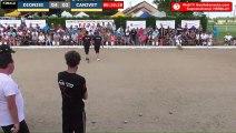Supranational à pétanque d'Herblay juin 2019 : Finale PHILIPSON vs CANIVET