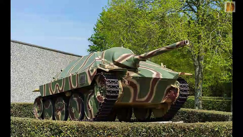 Blindés-58-Jagdpanzer