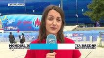 Mondial-2019 : France - Brésil au Havre en 8ème de finale