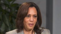 Kamala Harris says Trump to blame for Iran tensions
