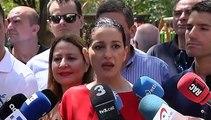 Arrimadas insiste en que Ciudadanos no se abstendrá para facilitar la investidura de Sánchez