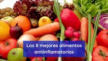 Los 8 mejores alimentos antiinflamatorios