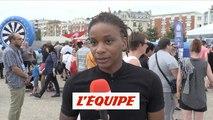 Elodie Thomis avant France-Brésil «Marquer l'histoire de la même manière» - Foot - Bleues