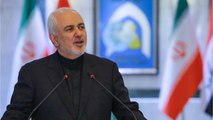 Iran Foreign Minister Tweets Map With Detailed Coordinates of Drone