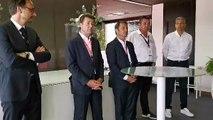 """Grand Prix de France de F1 au Castellet : Estrosi promet """"de très grosses surprises pour 2020"""""""
