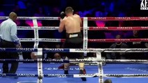 Ukrainian heavyweight prospect Vlad SIRENKO 12-0, 11 KOs TKOs Denis Bakhtov in the 7th round