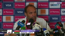 AFCON - Sebastien Migne 'Honored' to Take On Algeria