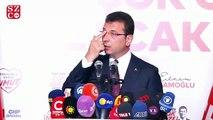 Ekrem İmamoğlu zafer konuşmasında Cumhurbaşkanı Recep Tayyip Erdoğan'dan randevu istedi