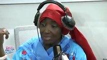 Aïcha Koné en larmes sur le plateau de Rien à Cacher