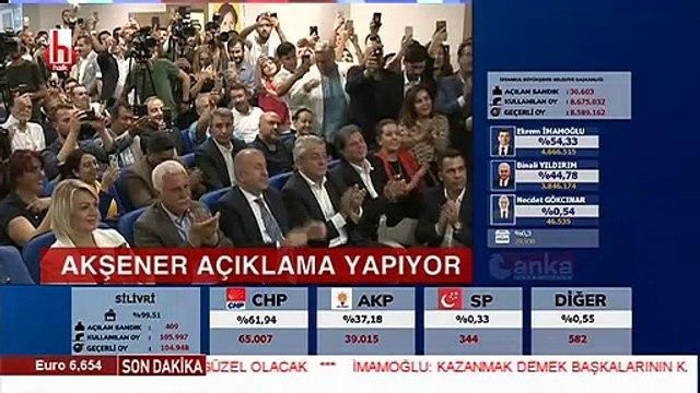 Meral Akşener'den seçim sonucu açıklaması