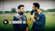 Le moment de Lyes - Clermont Foot se confie sur Corinne Diacre