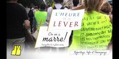 On en a marre ! Gilets Jaunes Acte 31 Paris 15 juin 2019 Média Libre Gilet Jaune