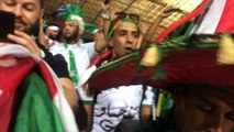 CAN : Les supporters algeriens deja dans les tribunes