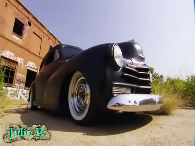 Gas Monkey, El Duo Mecanico – Chevy Fleetmaster