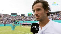 "ATP - Queen's 2019 - Feliciano Lopez wins at Queen's and when ""Les papis font de la resistance"""