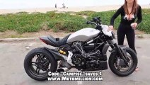 The Worlds Lightest and Fastest Ducati Xdiavel!!!