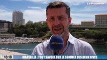 Marseille : tout savoir sur le Sommet des deux rives