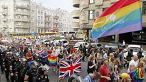 Marche des fiertés LGBT à Kiev