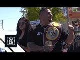 Andy Ruiz Jr. Enjoys Victory Parade In Hometown