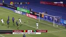 CAN 2019 : Sénégal 2-0 Tanzanie