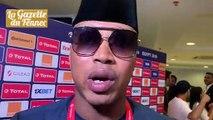 Réaction de Hadji Diouf après Sénégal-Tanzanie (2-0)
